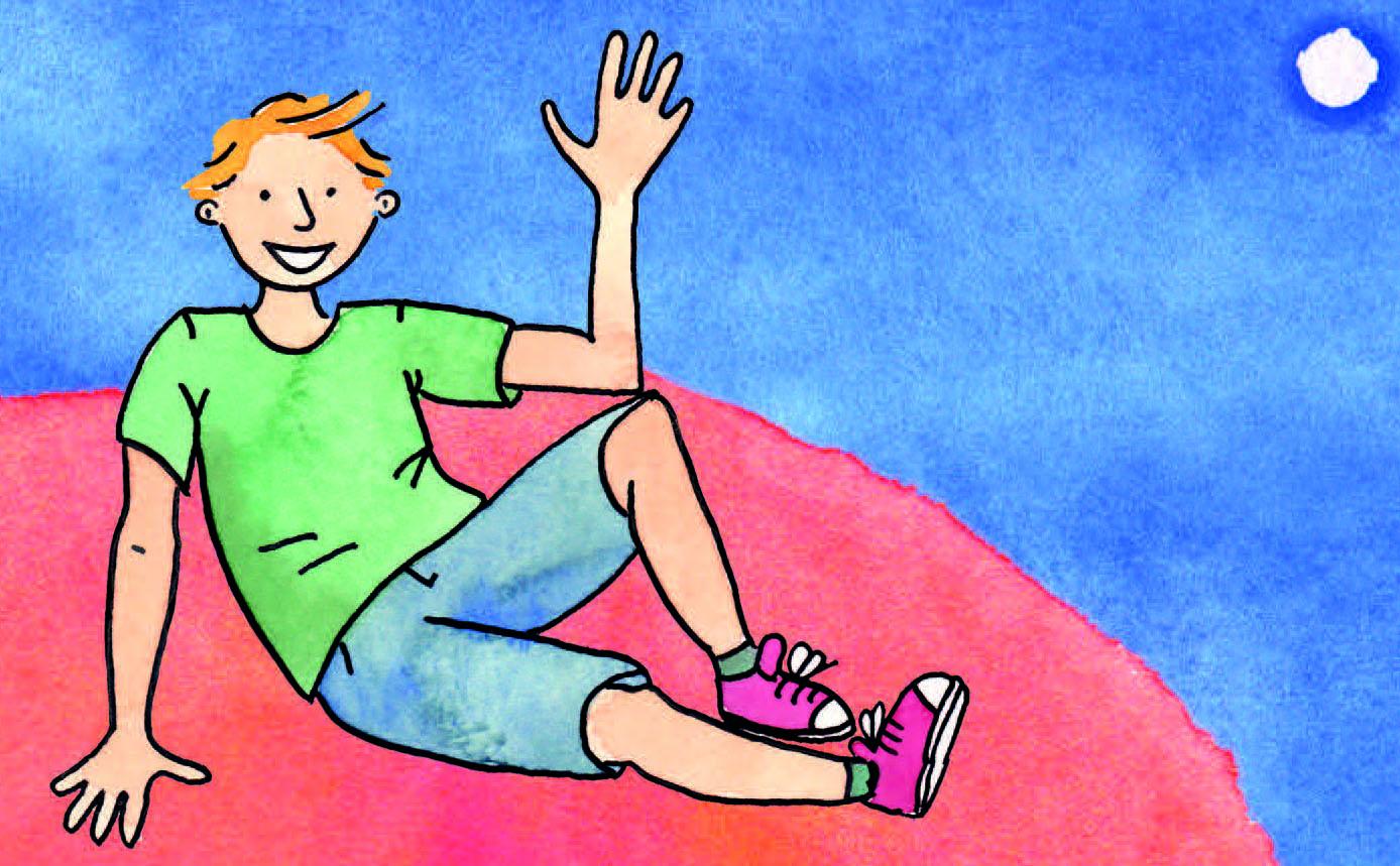 Planet Jesse; een jongen met autisme vindt zijn weg in de wereld.
