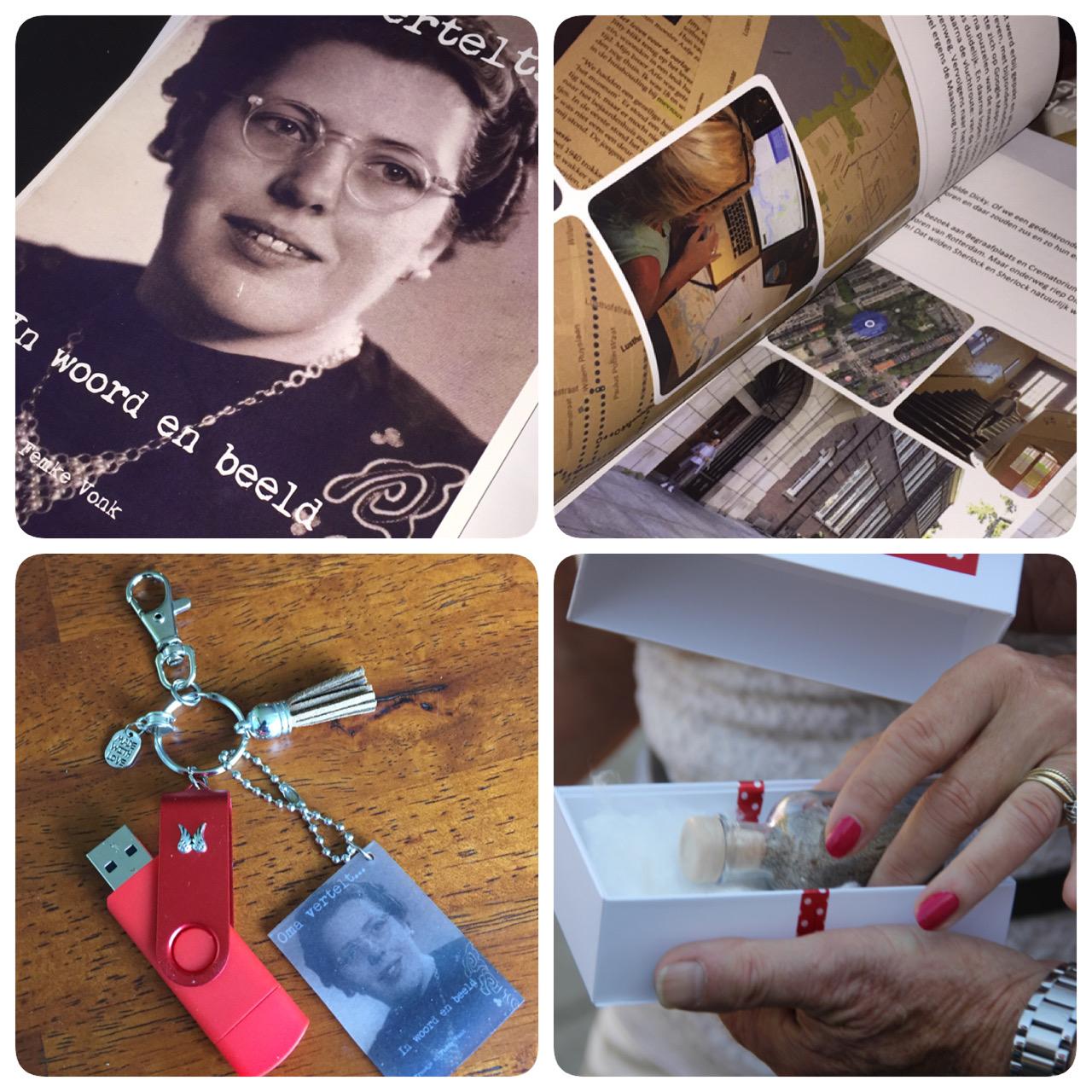 Levensverhaal; persoonlijk fotoboek