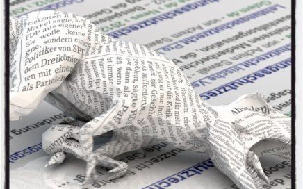 Papier of digitaal
