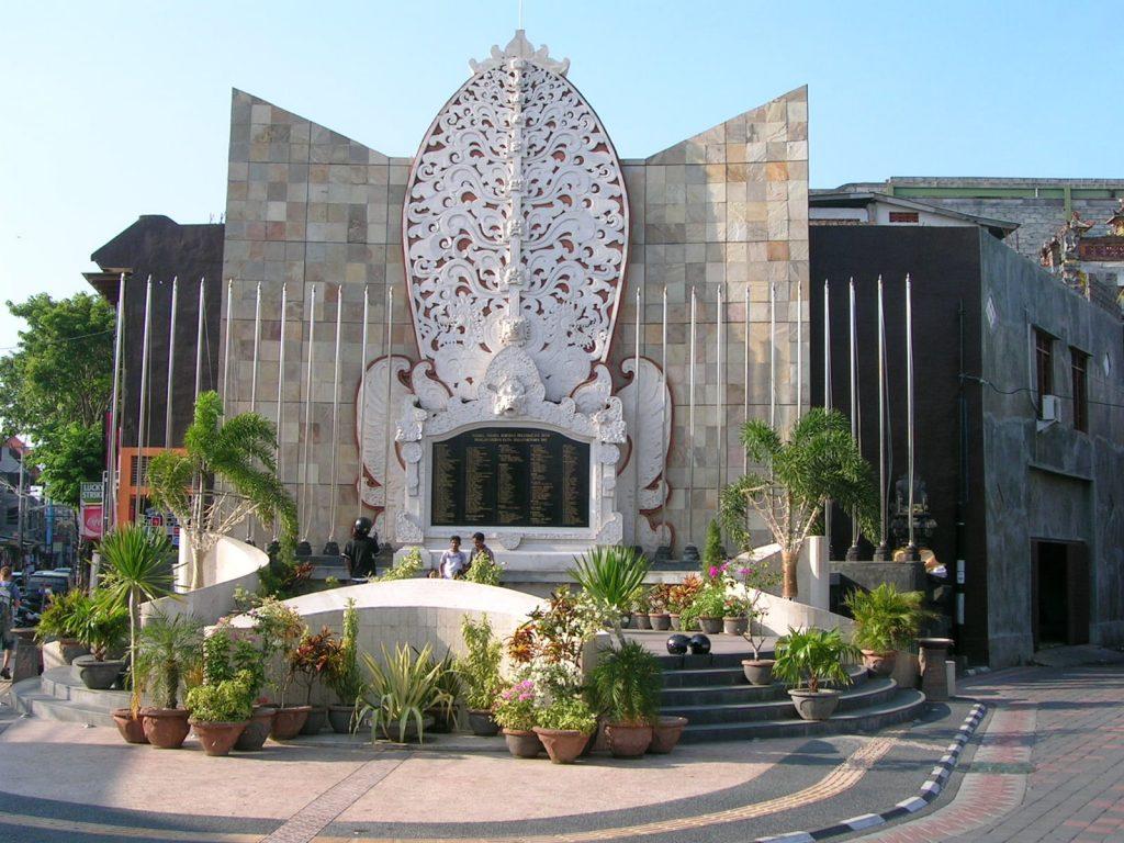 Bali bombing memorial