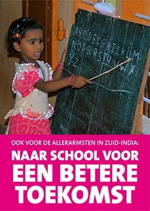 Naar school voor een betere toekomst